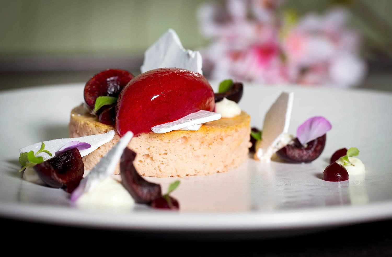 Dessert at Sake No Hana