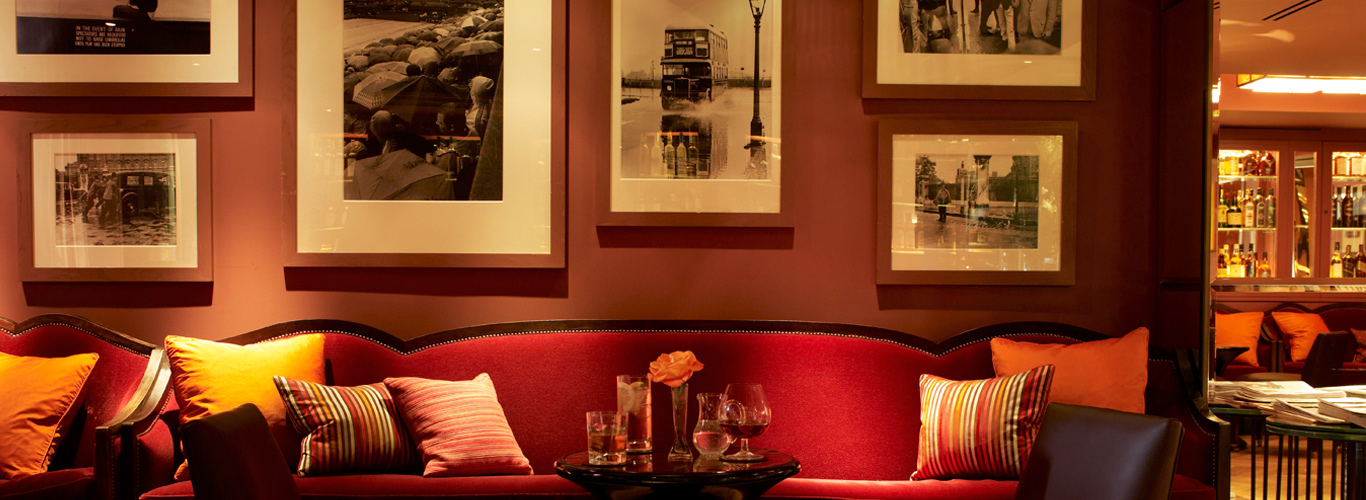 The hotel is popular for its 24 hour whisky bar