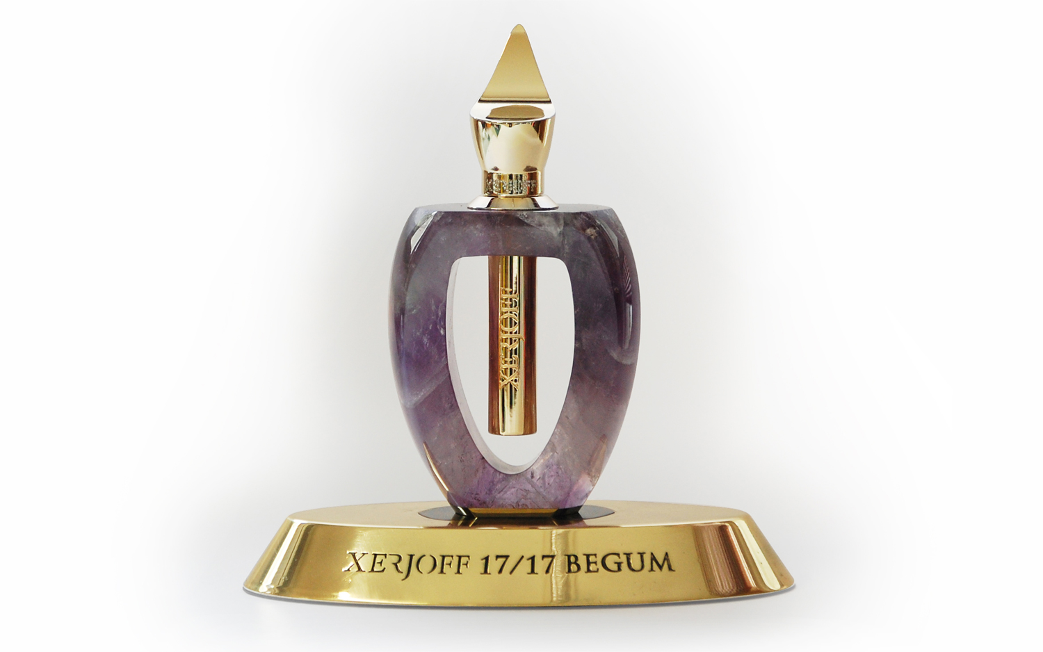 Haute Italian perfume house Xerjoff launches BEGUM