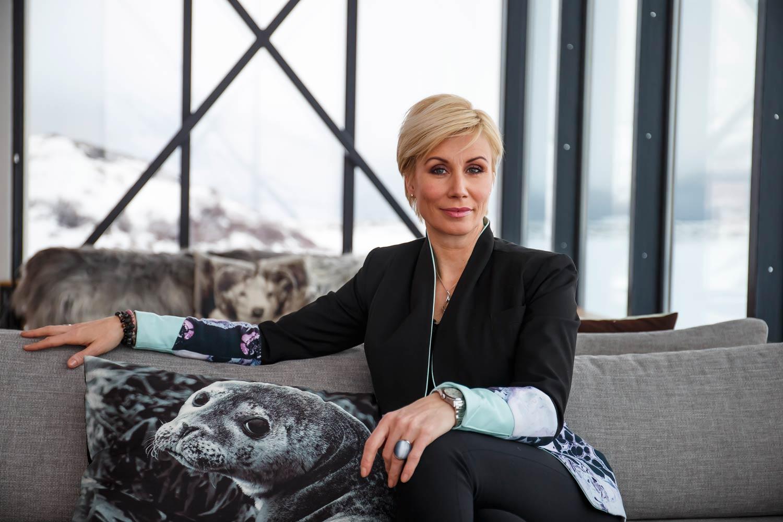 Luxurious Magazine Meets Sigurlaug Sverrisdóttir, Owner Of Iceland's ION Luxury Adventure Hotel