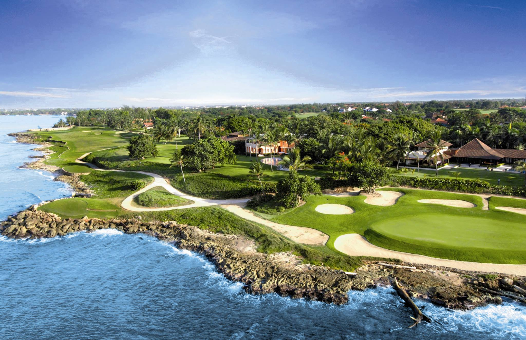 The Dominican Republic's Casa De Campo