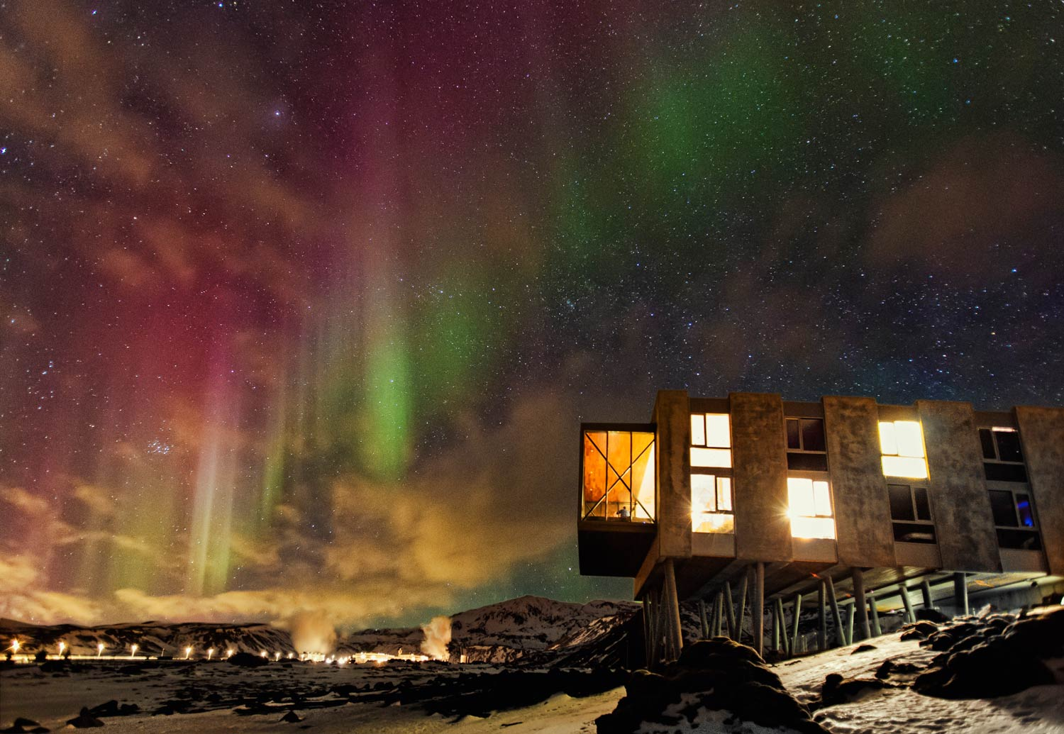 Iceland's ION Luxury Adventure Hotel