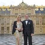 Ian Stevens Joins Martell's 300th Anniversary Celebrations At The Palace of Versailles 7