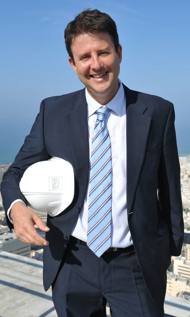 Yigal Zemah, CEO Of Berggruen Residential