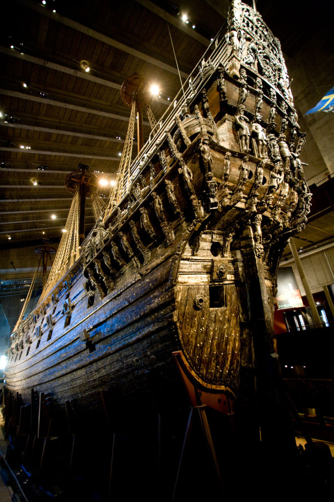 64-gun warship Vasa
