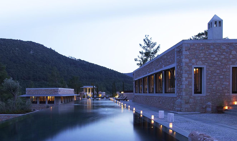 A Dreamy Weekend Stay At The Amanruya Resort In Bodrum