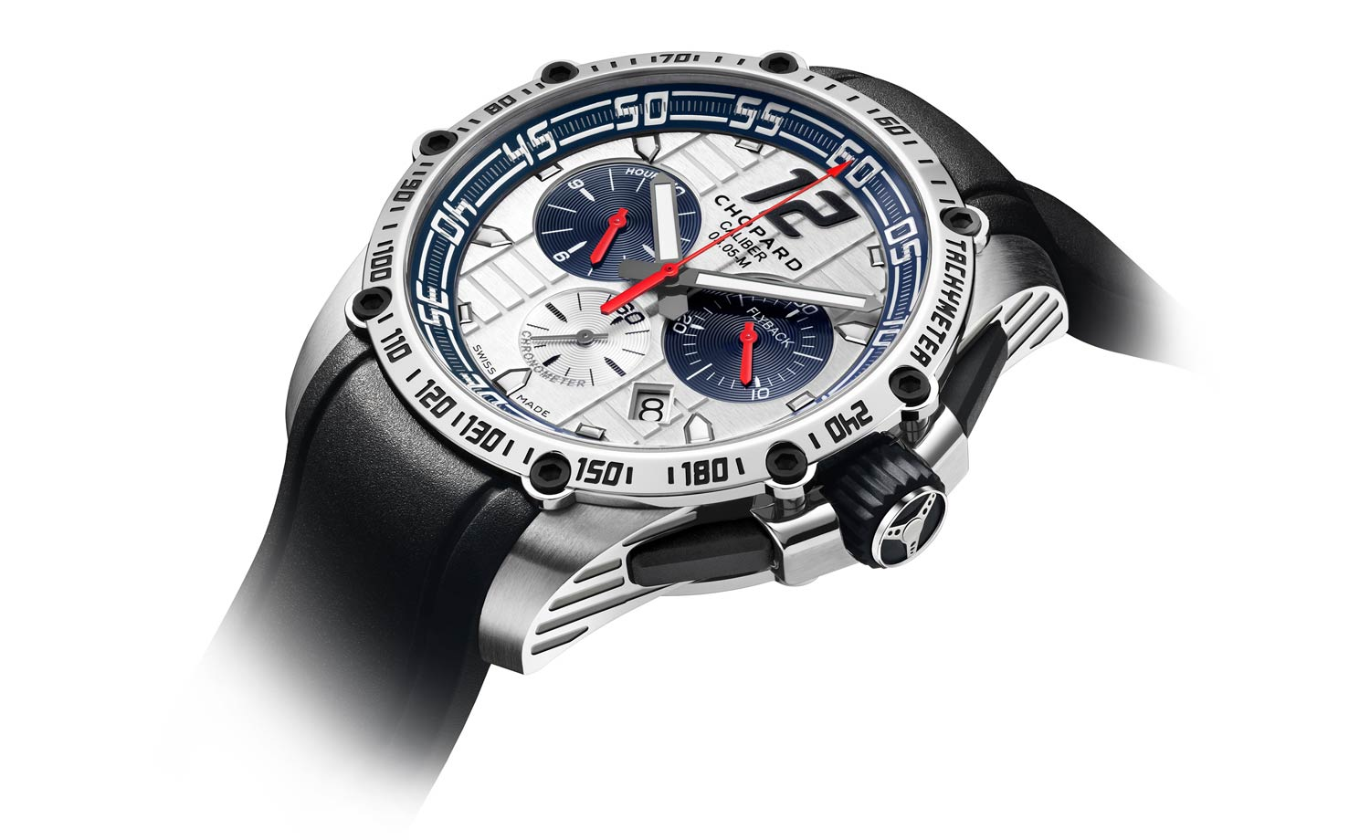 Superfast Chrono Porsche 919 Jacky Ickx Limited Edition watch
