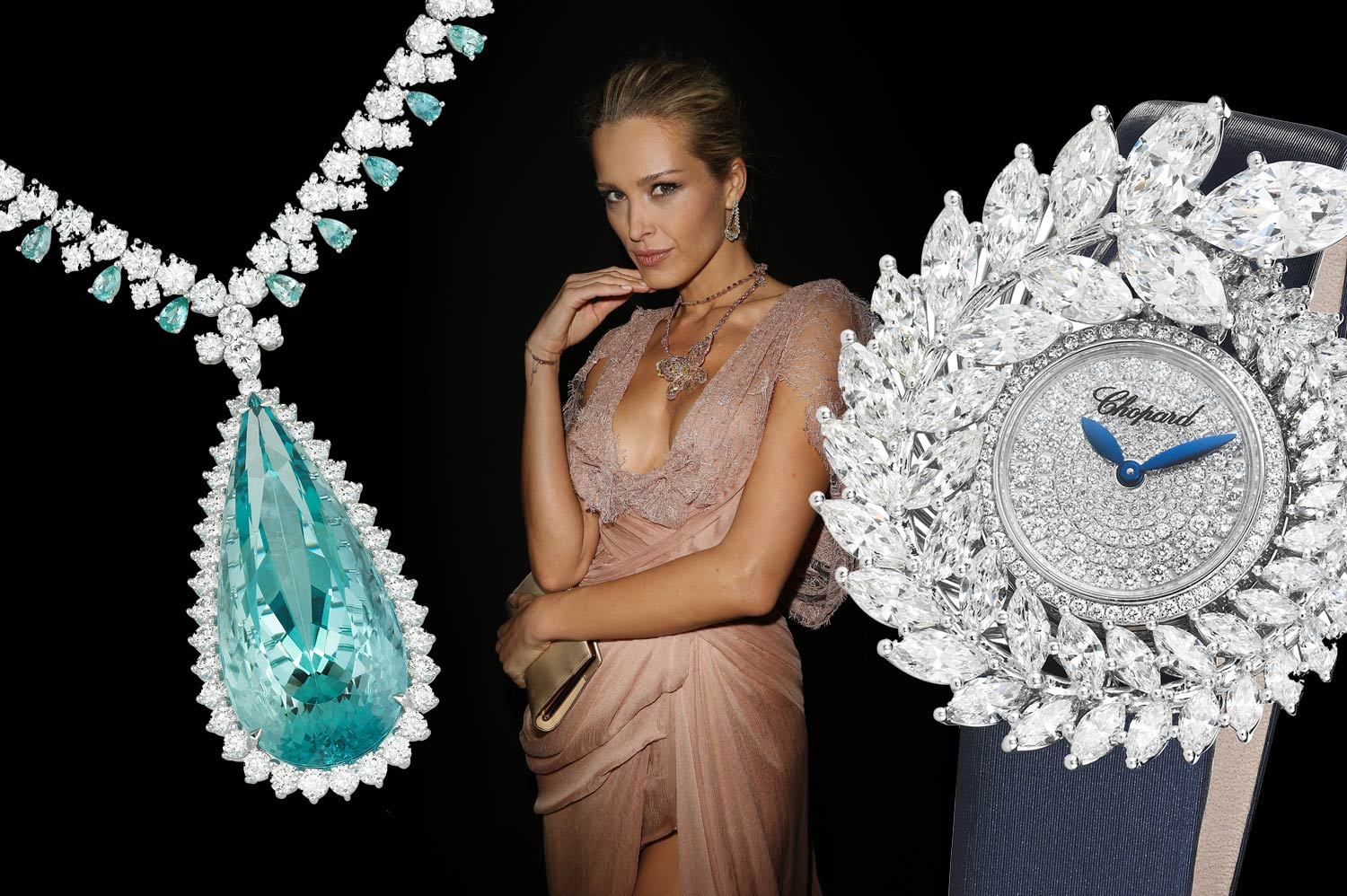 Paris Couture Week witnesses even more beauty and design courtesy of Chopard