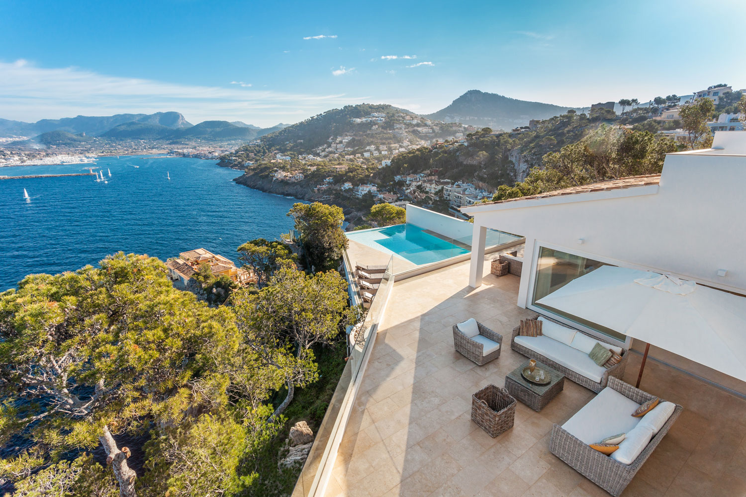 Five of Spain's Ten Most Expensive Property Hotspots are in the Balearics