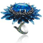 Fleurs d'Opales - Chopard reveals a fascinating Haute Joaillerie capsule collection, an extraordinary, mystery-infused garden 1