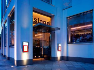 Island Grill at the Lancaster London
