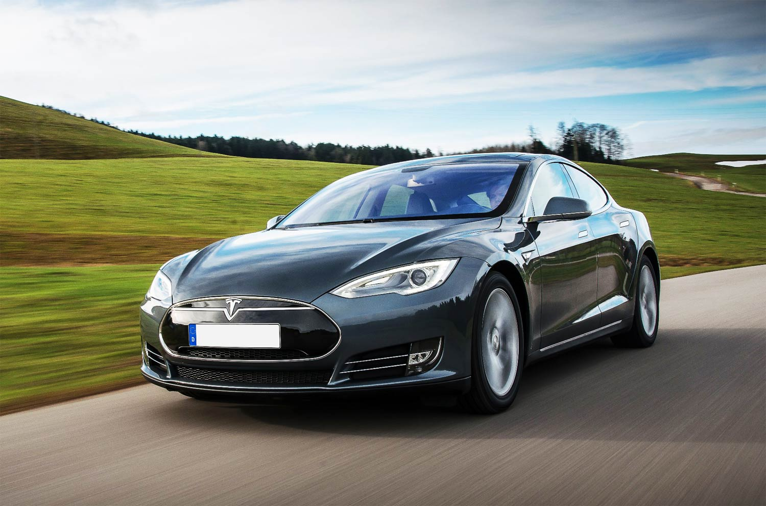 Why the Tesla Model S is a luxury that you - and the planet - can't afford to be without