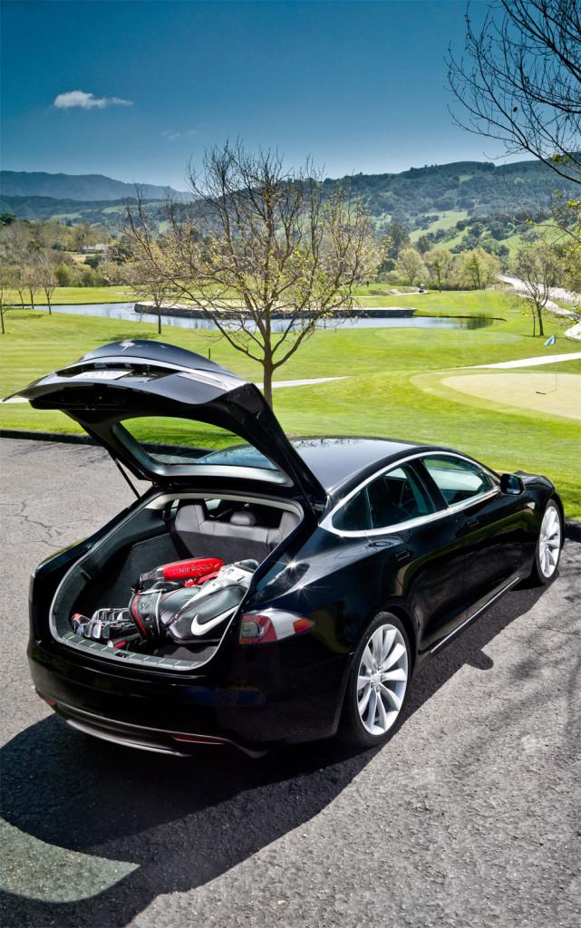 The Tesla Model S