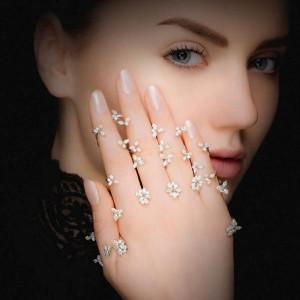 Lebanese jewellery brand, Yeprem