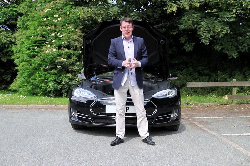 Tesla Model S Video Review