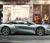 A thousand wows an hour - and 134 miles per gallon - in the super-sexy hybrid BMW i8