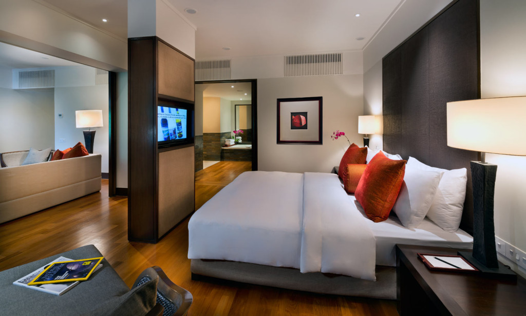 Executive room at the Club Saujana Resort