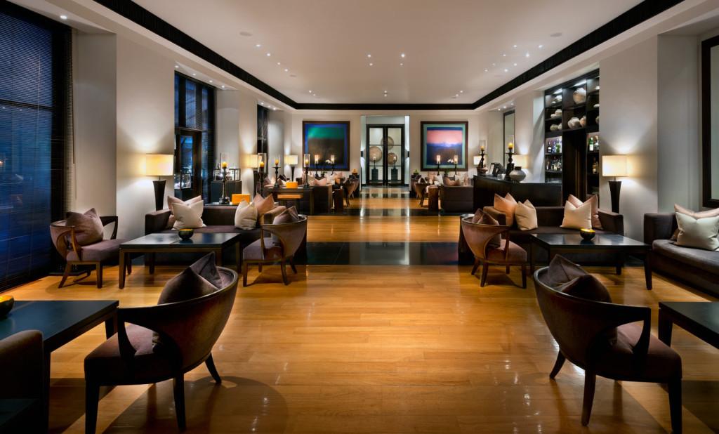 The main lounge at the Club Saujana Resort