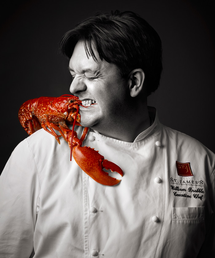 Chef William Drabble