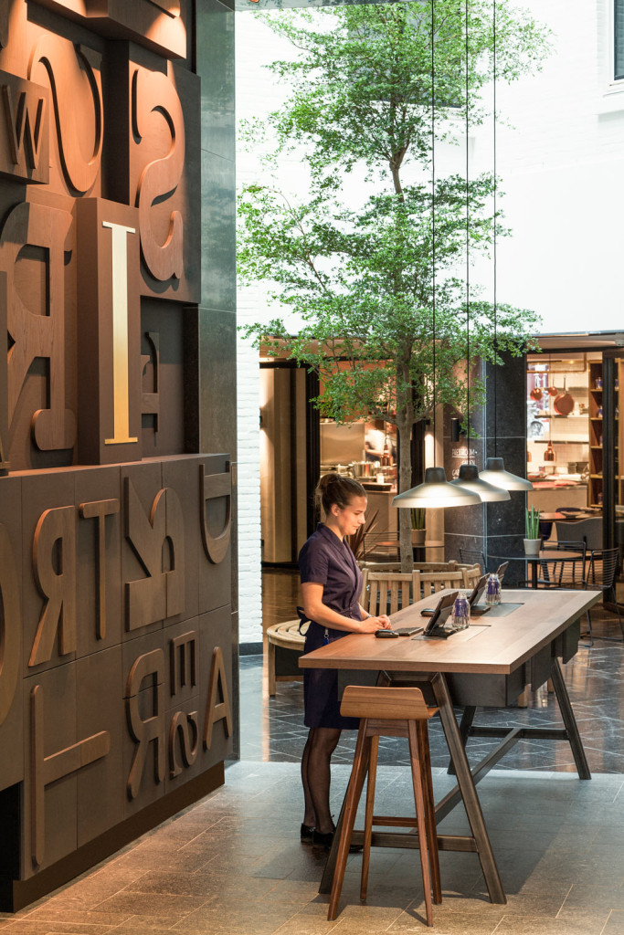 Write Your Story At The Ink Hotel Amsterdam 4