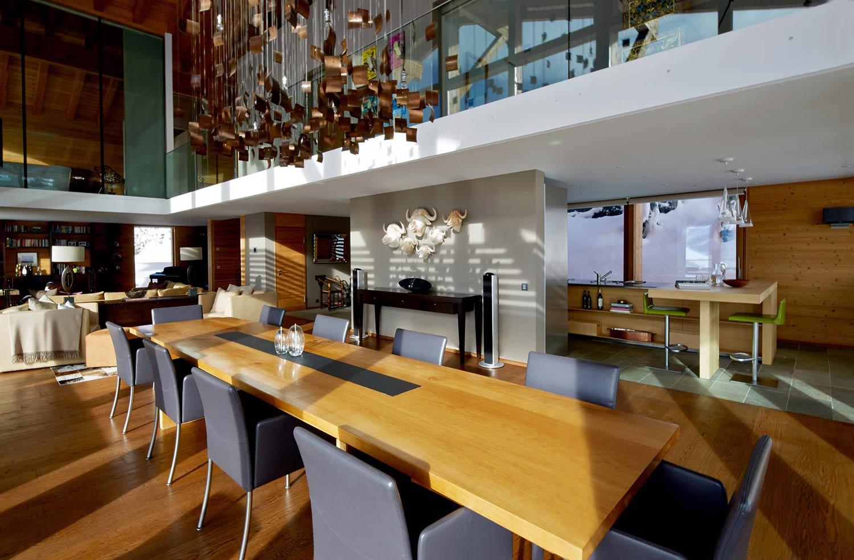 Design by London-based interior design studio Callender Howorth