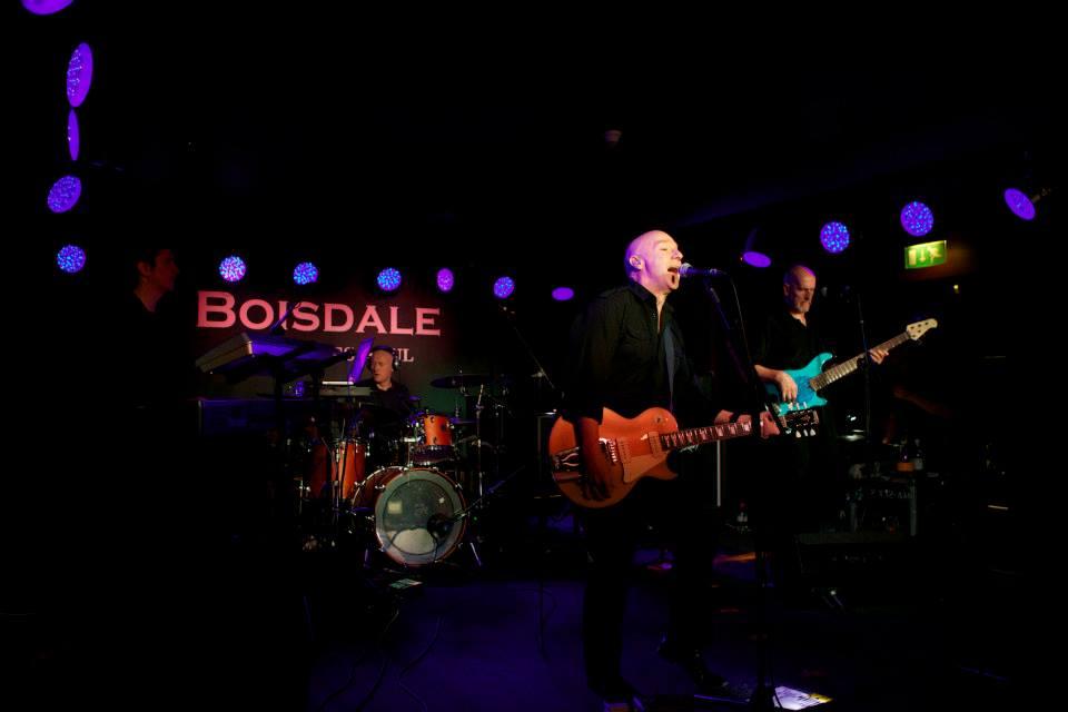 Midge Ure at the Boisdale