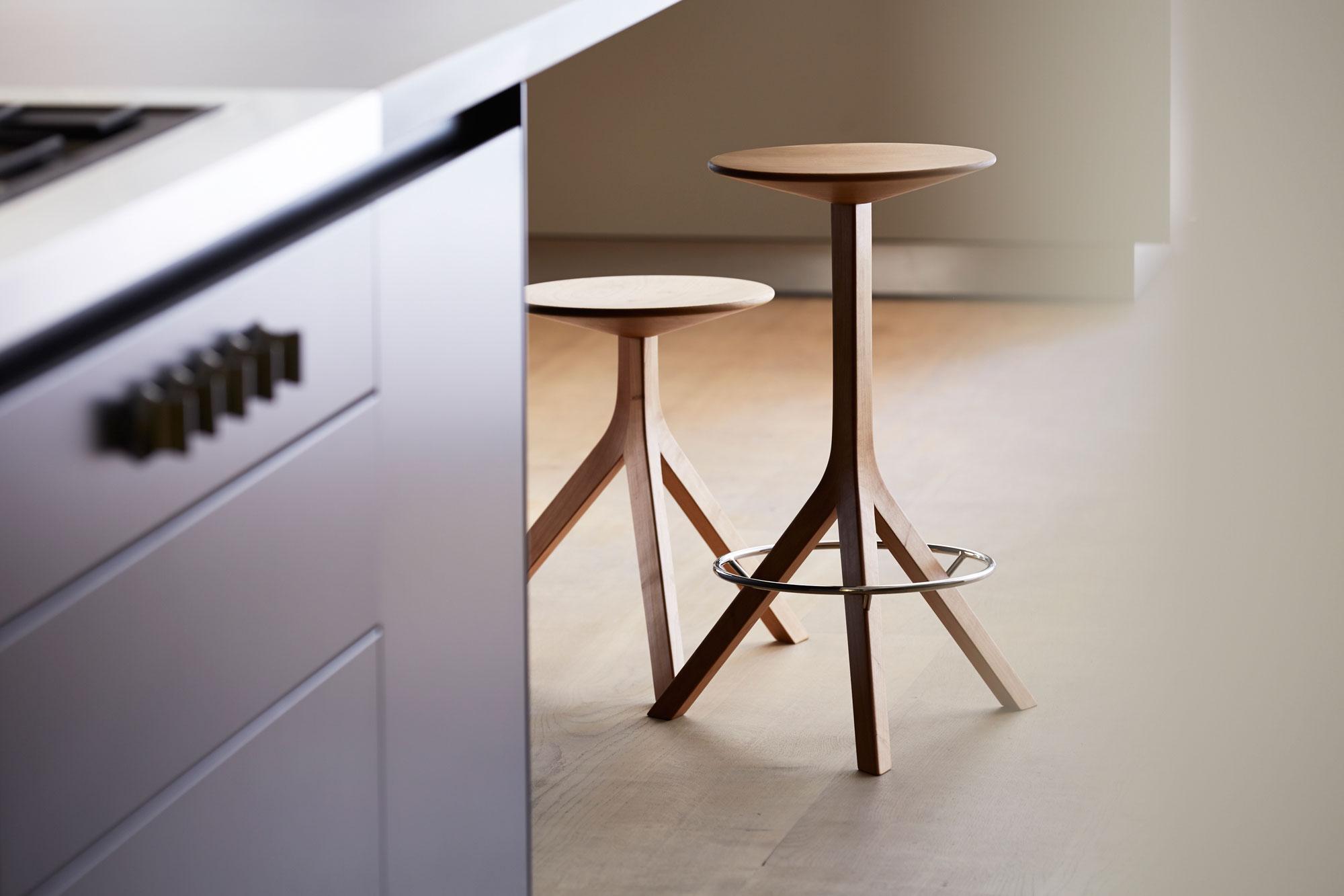 A Stool For The Kitchen, Felix de Pass