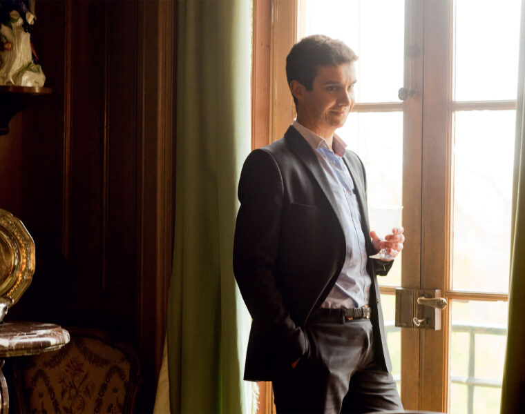 Luxurious Magazine meets Alfred Cointreau, the Heritage Manager of Cointreau