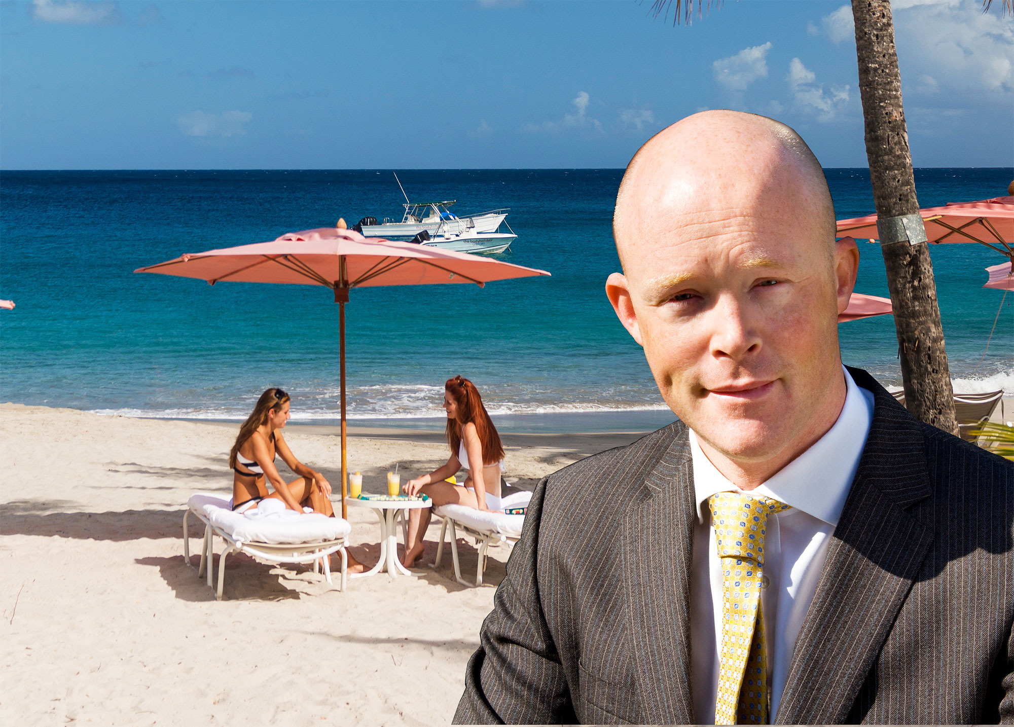 Luxurious Magazine Meets Andrew Barnard, Deputy Managing Director Of The Body Holiday