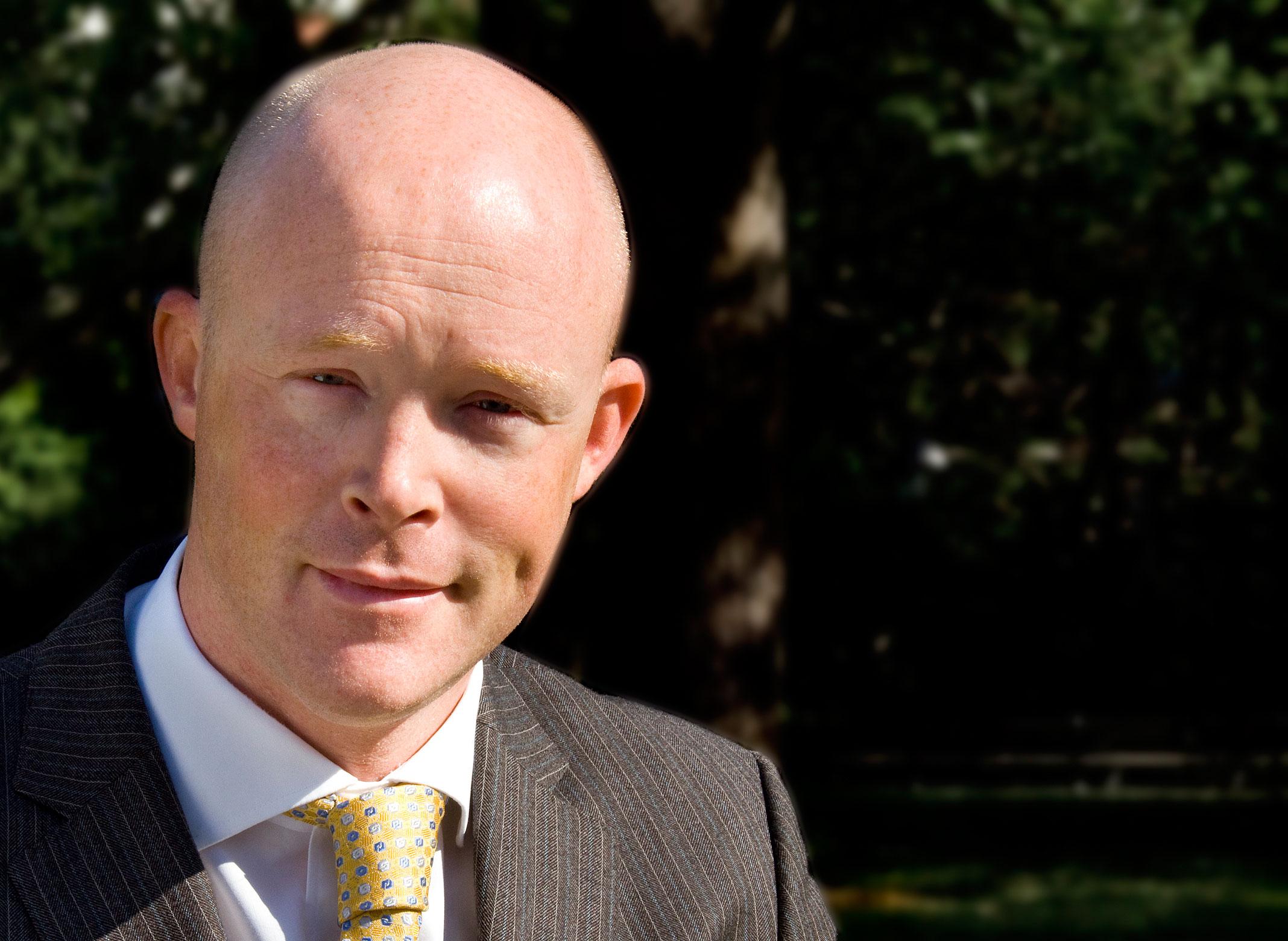 Andrew Barnard, Deputy Managing Director Of The Body Holiday