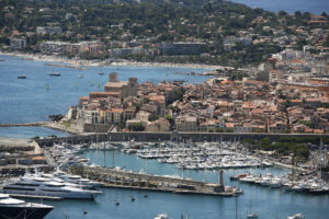 The alluring attractions of Antibes