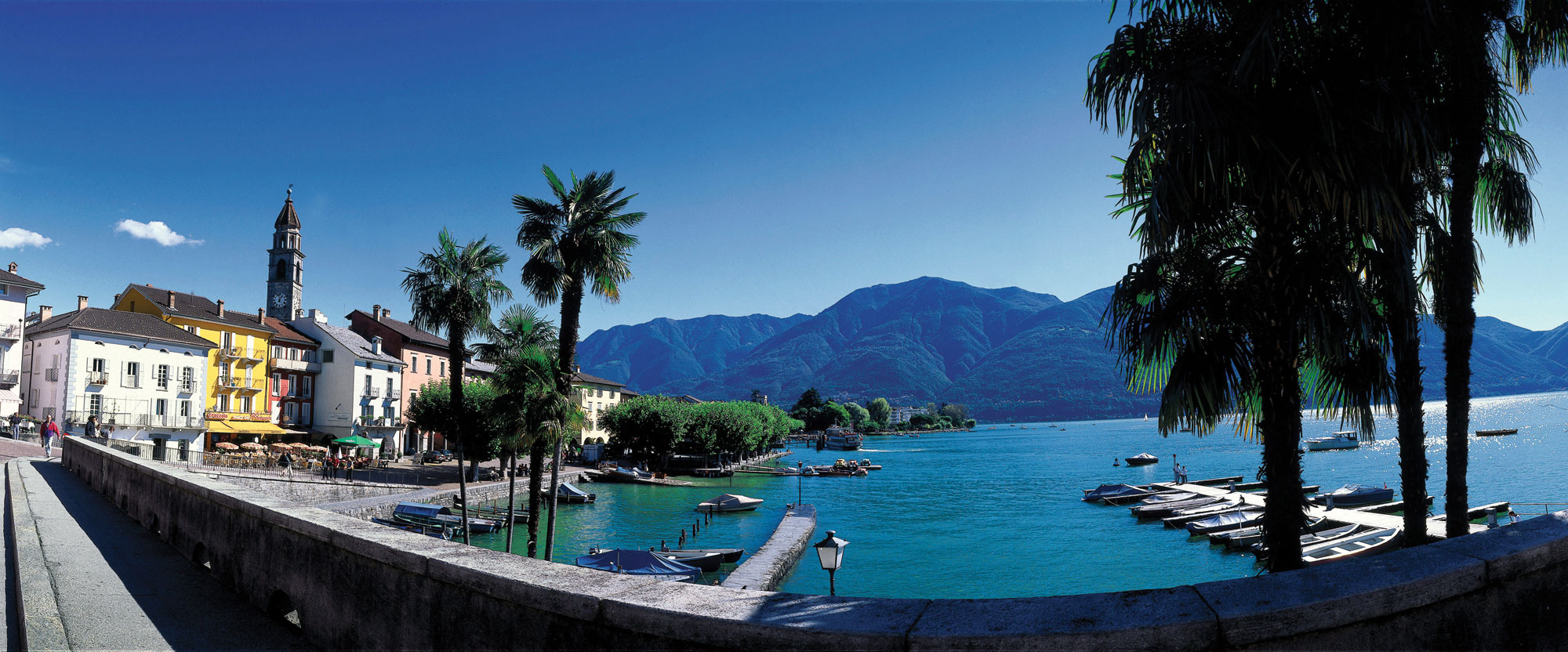 Ticino's Lesser-Known Lake Towns Take The Crown 7