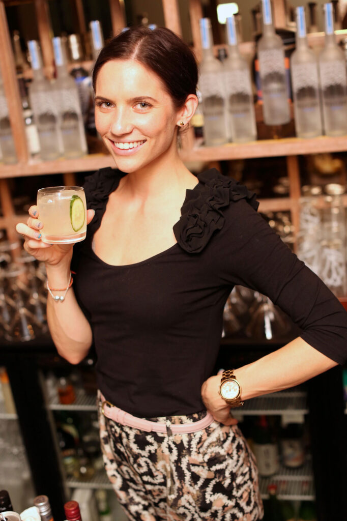 Allison Dedianko, Global Brand Ambassador For Belvedere Vodka