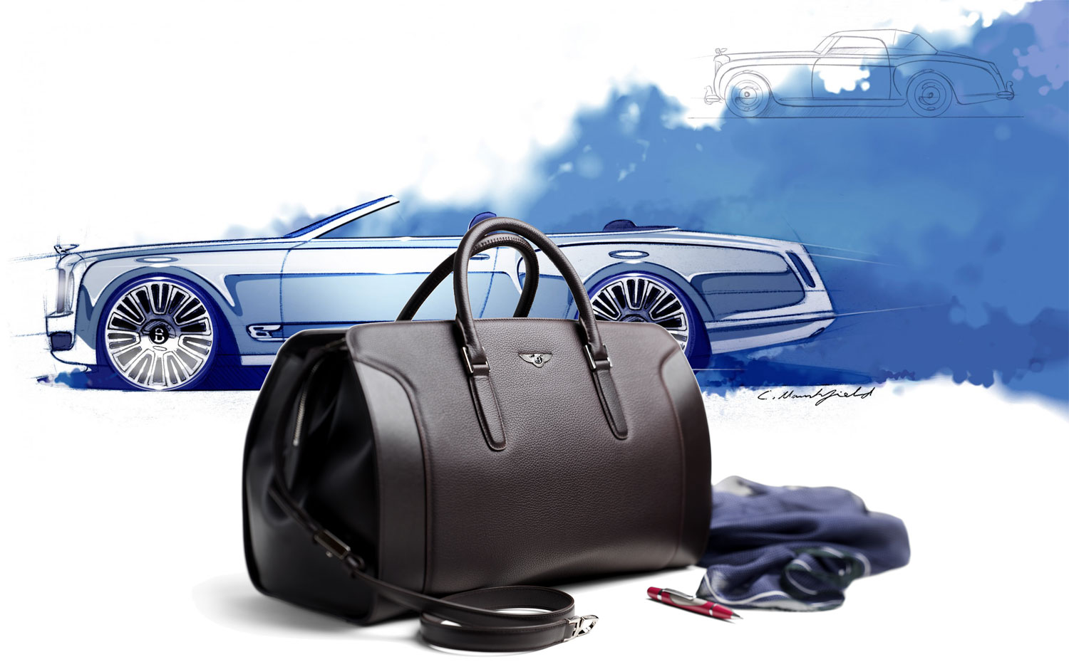 Bentley Motors to debut their stylish new Bentley Collection at the Frankfurt Motor Show