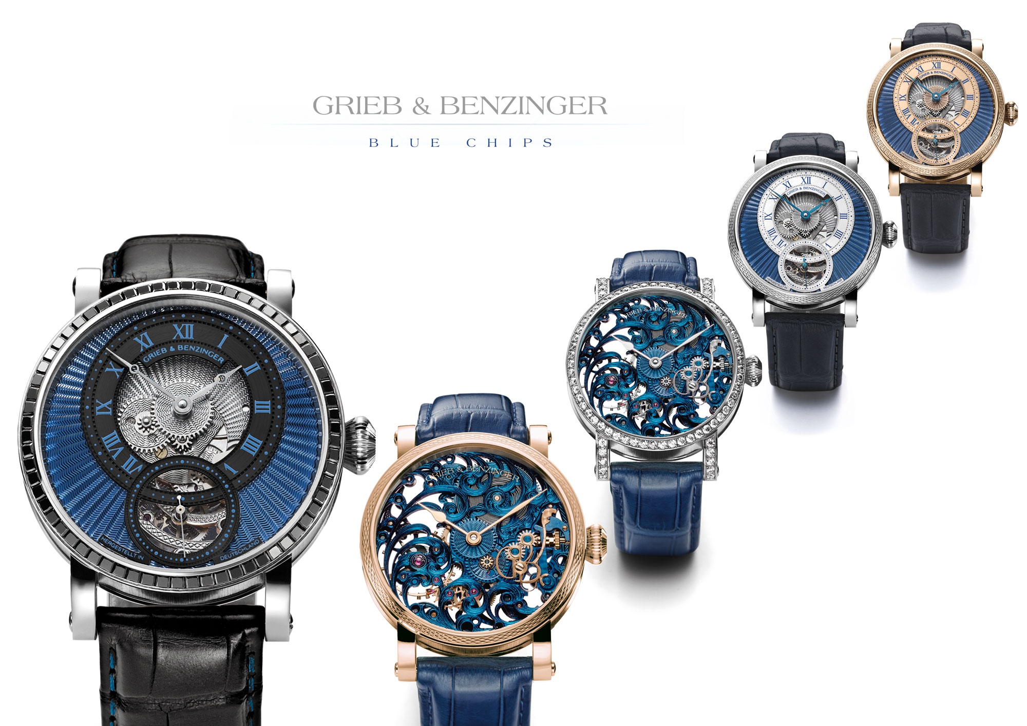 The Grieb & Benzinger Blue Chip Collection