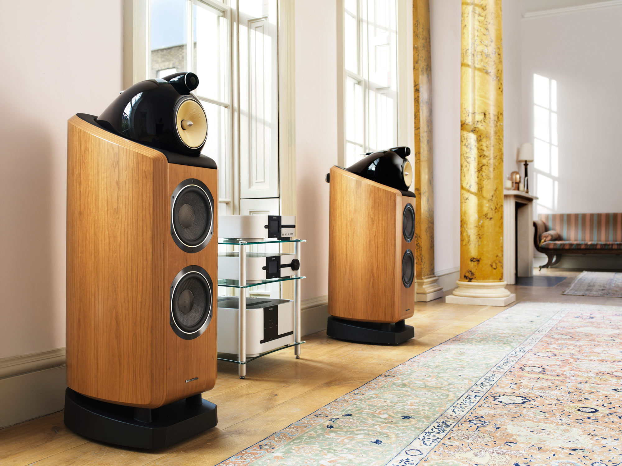 the bowers wilkins 800 series diamond the new jewel in