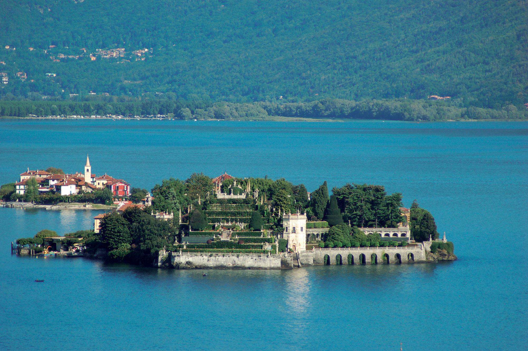 Brissago: Switzerland's Tropical Island