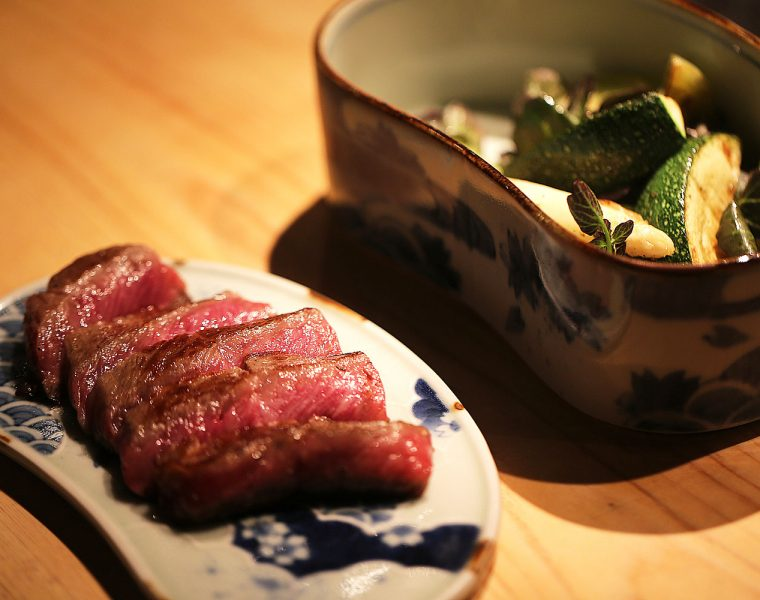 Exclusive Kobe Cuts At London's Engawa