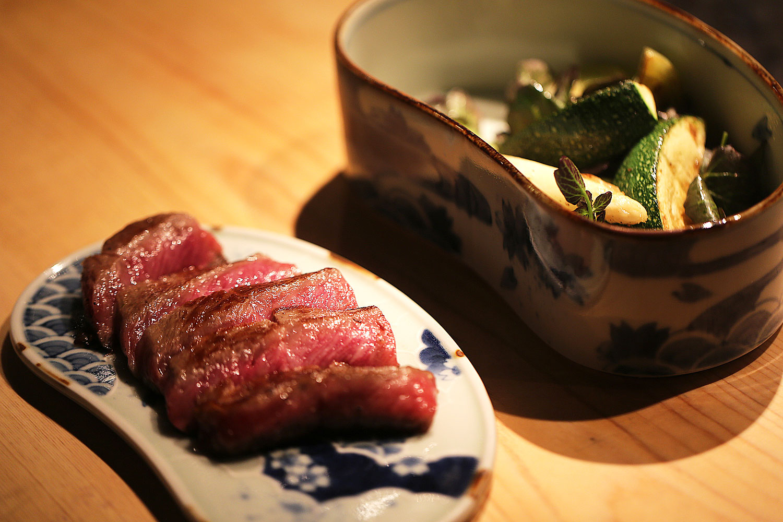 Exclusive Kobe Cuts At London's Engawa