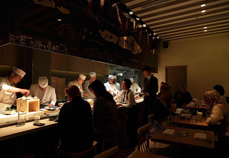 Exclusive Kobe Cuts At London's Engawa 15
