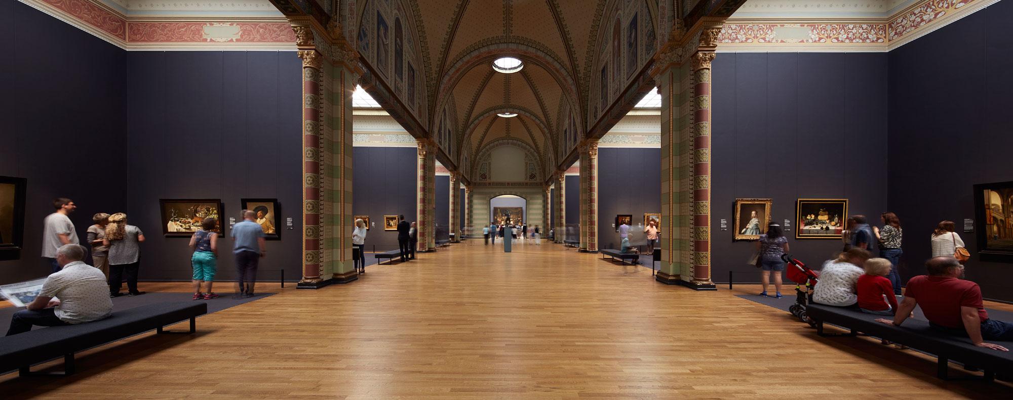 Gallery of Honour. Photo: Erik Smits