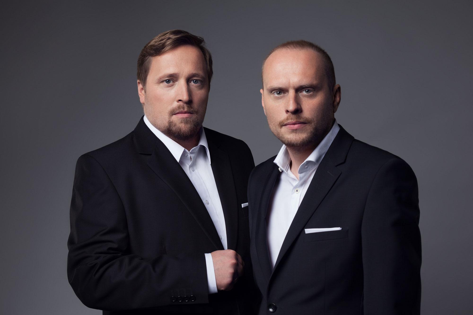 Grzegorz Zbroszczyk and Marek Zbroszczyk - Founders of Brahman's Home