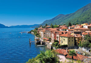 Lake Maggiore's mild climate proves ideal for some 1,700 plant varieties.