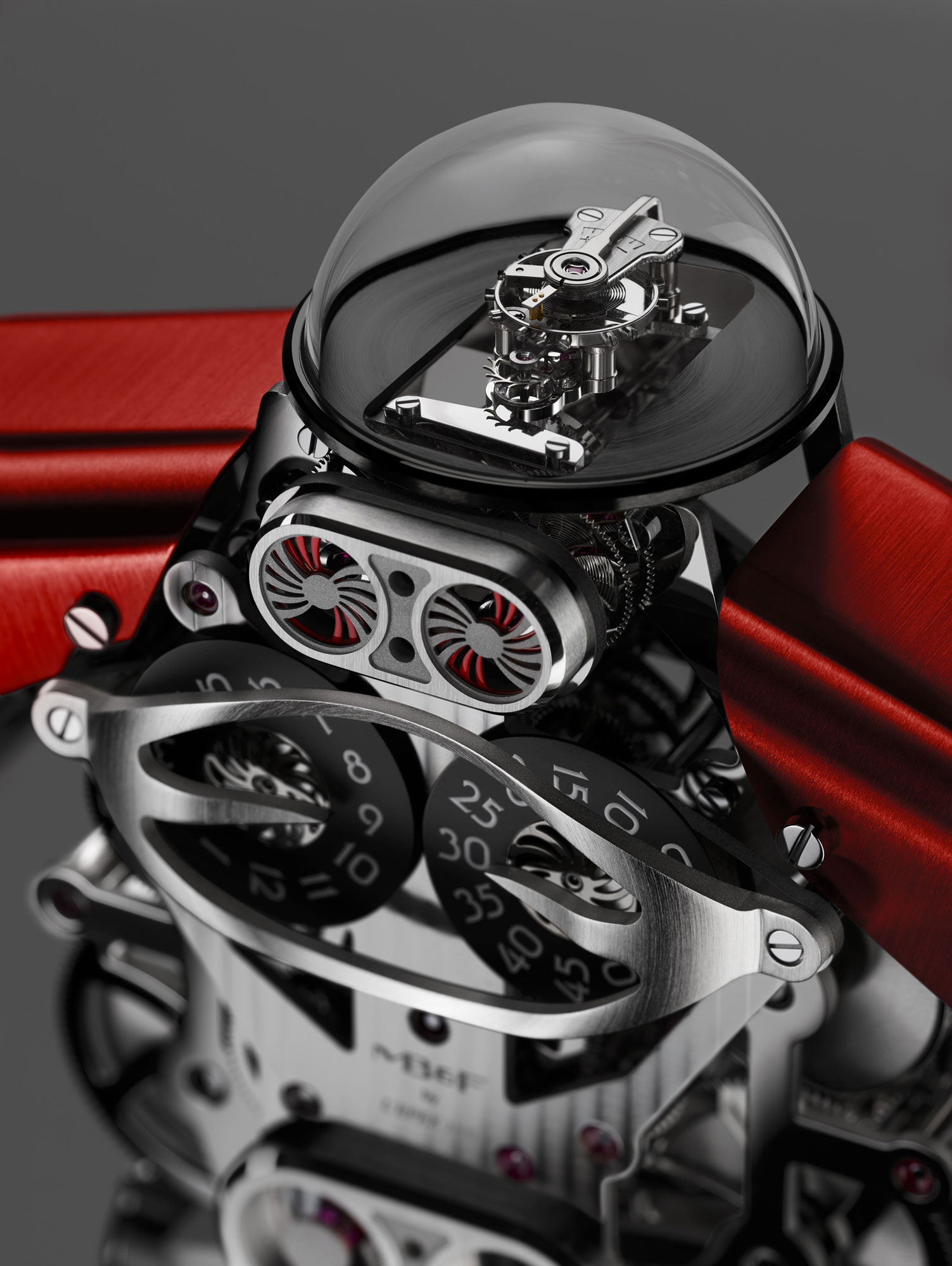 Melchior Only Watch 2015 - MB&F by L'Epée 1839