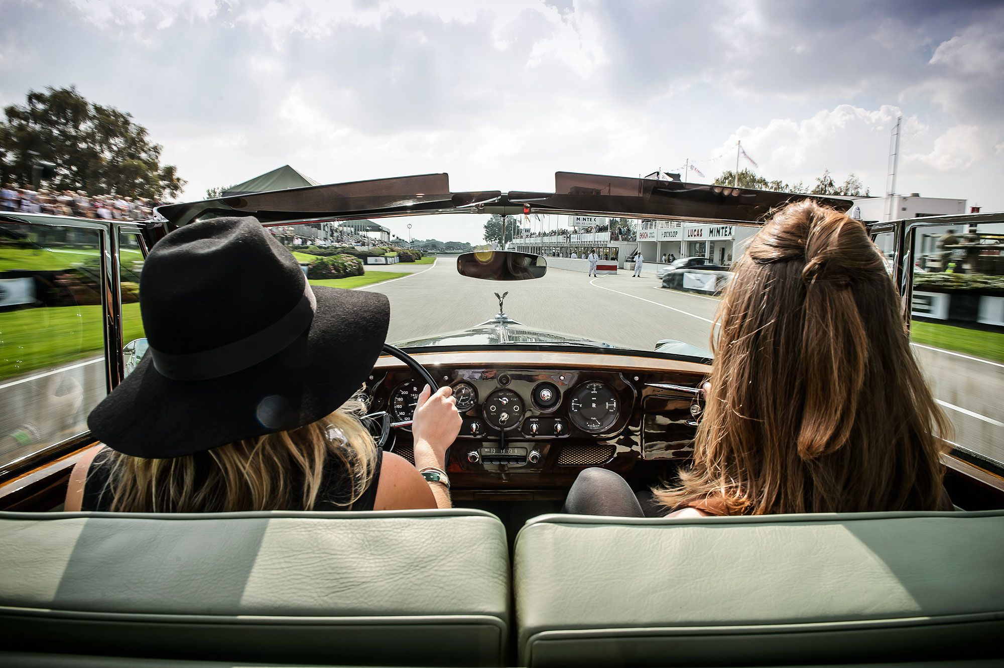 Rolls-Royce celebrates record 2015 Goodwood Revival