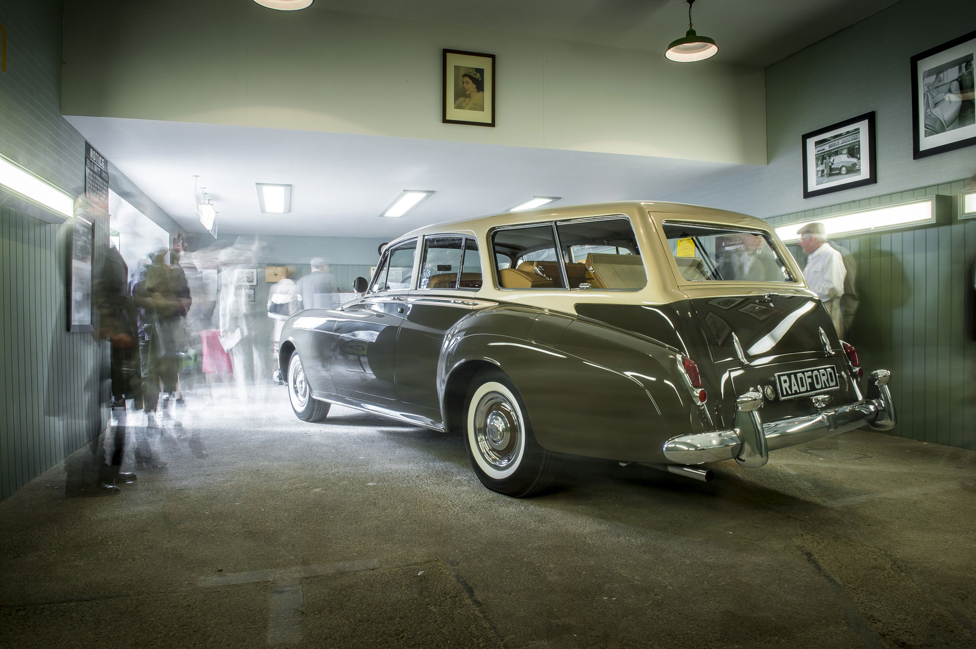 Rolls Royce Motor Cars Celebrated A Record Goodwood