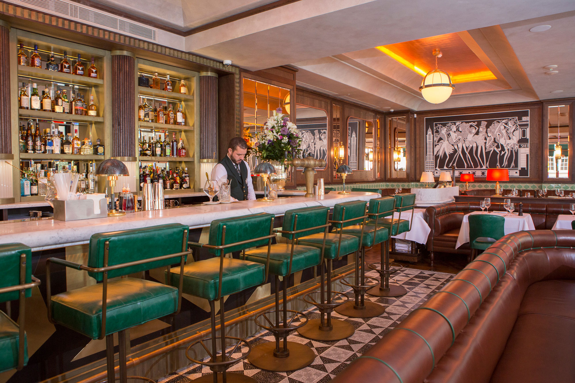 Smith & Wollensky London (The Bar)