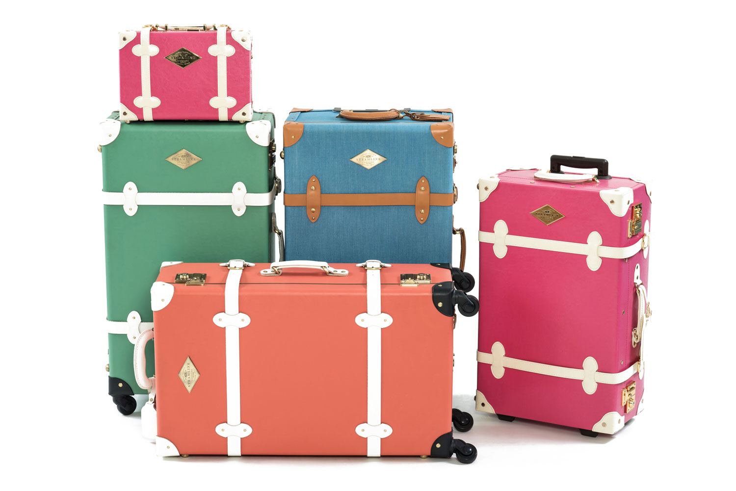 Travel In Style With Steamline Luggage