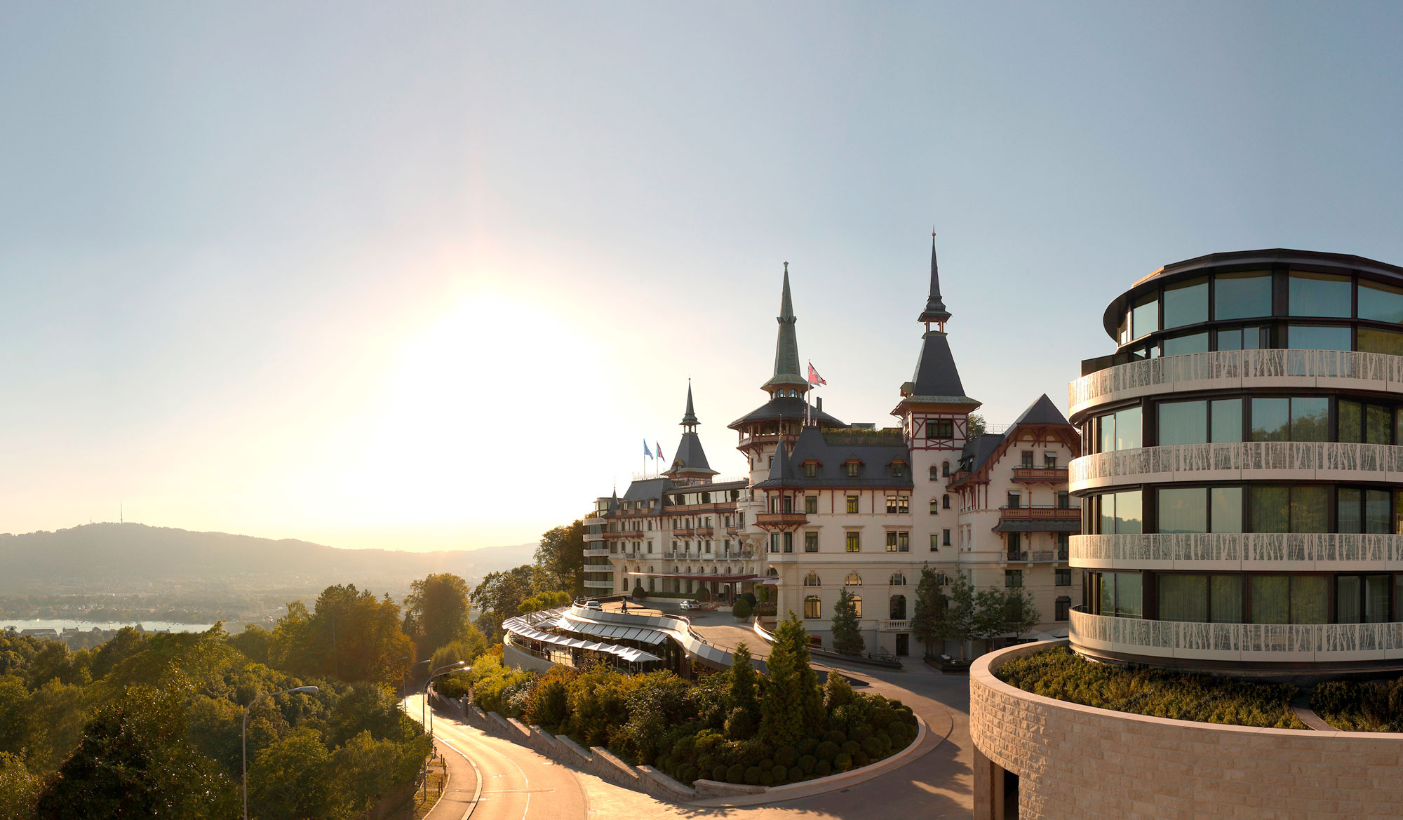 In short, the Dolder Grand is a truly heavenly resort