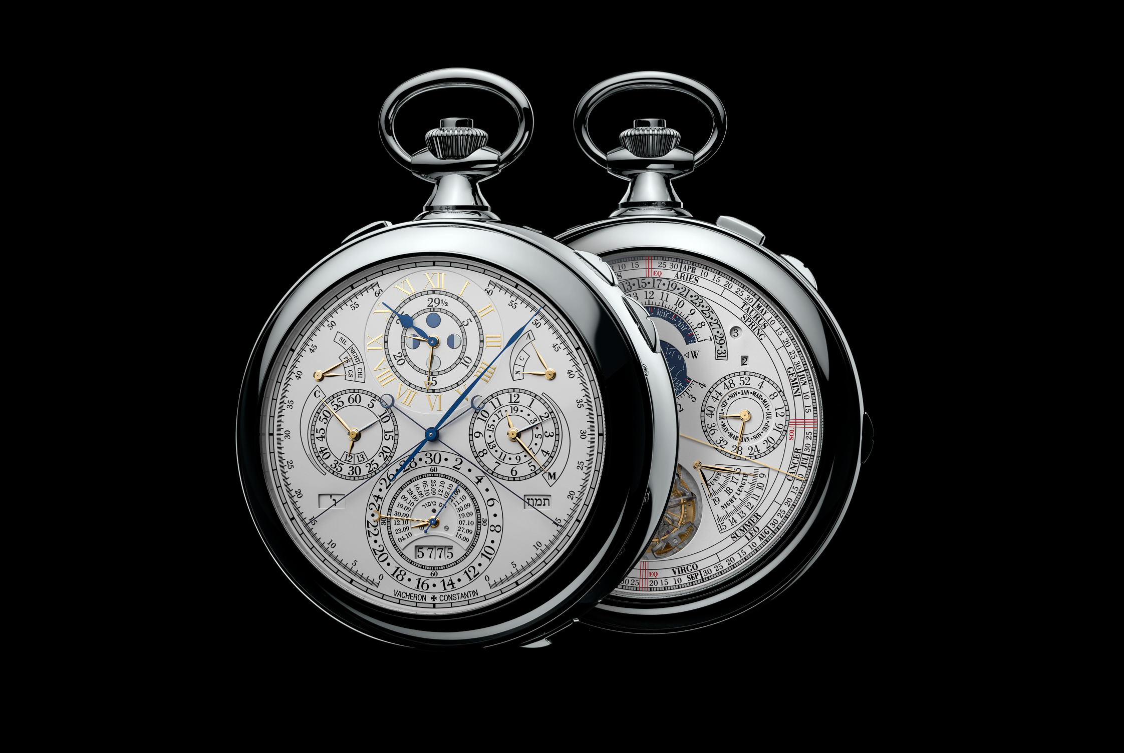 The Vacheron Constantin Reference 57260 - The most complicated watch ever made